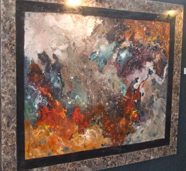 Very best Grandeur by Frank Sowells, Jr. | Abstract | 48